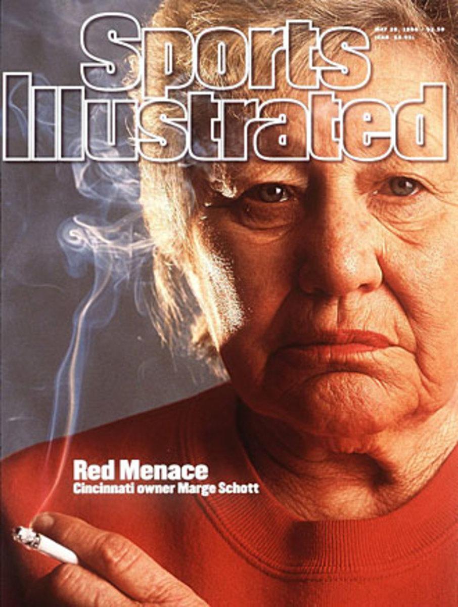 Marge Schott cover