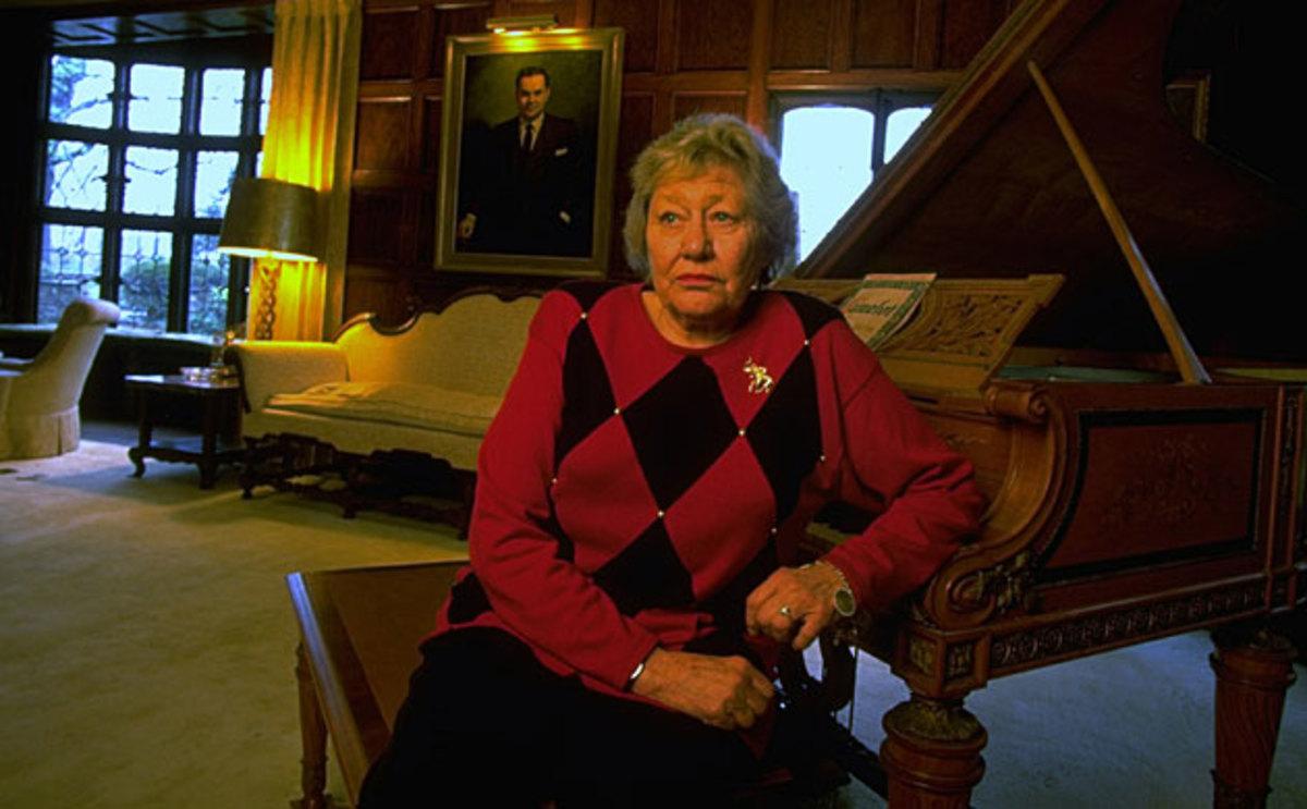 Marge Schott portrait