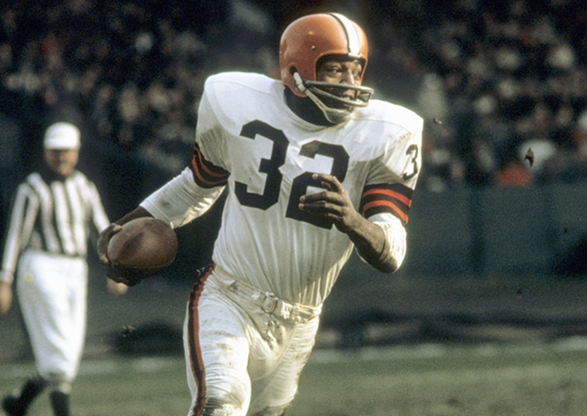 Jim Brown: No great running backs currently in NFL