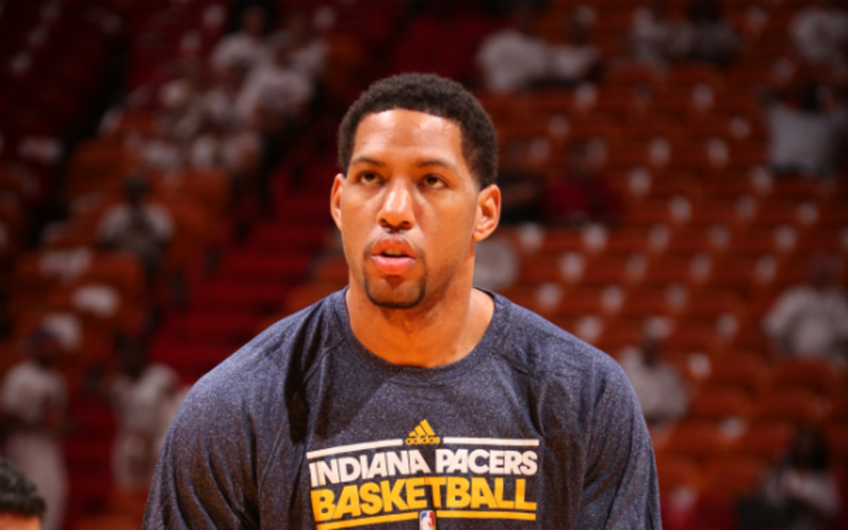 The Clippers and Pacers are reportedly involved in trade talks featuring Danny Granger and Eric Bledsoe. (Nathaniel S. Butler/Getty Images)