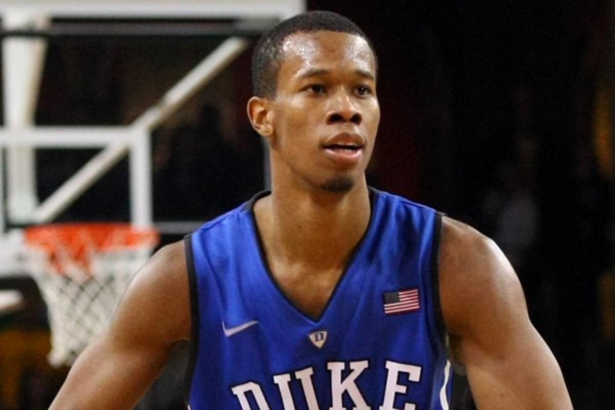 Duke's Rodney Hood averaged 16 points and 3 rebounds last season. (Anthony Nesmith/Cal Sport Media via AP Images)