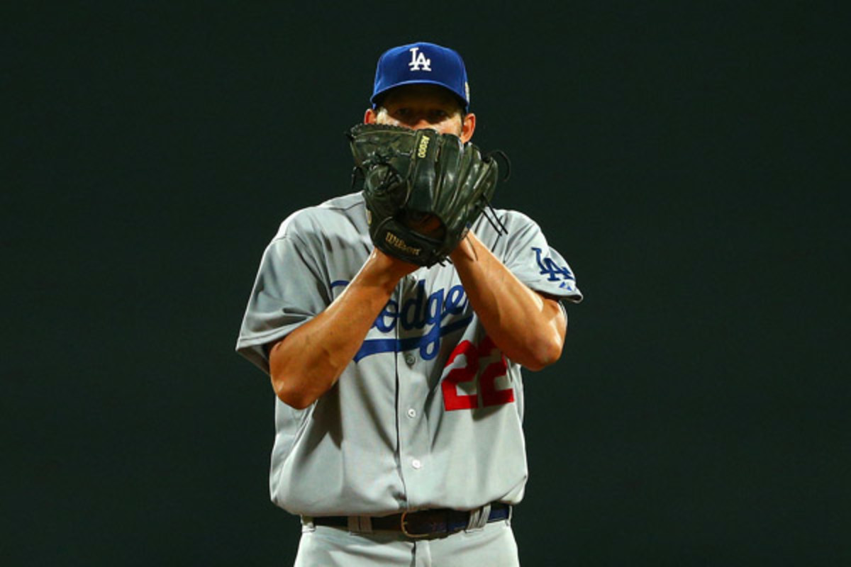 Clayton Kershaw (Cameron Spencer/Getty Images)