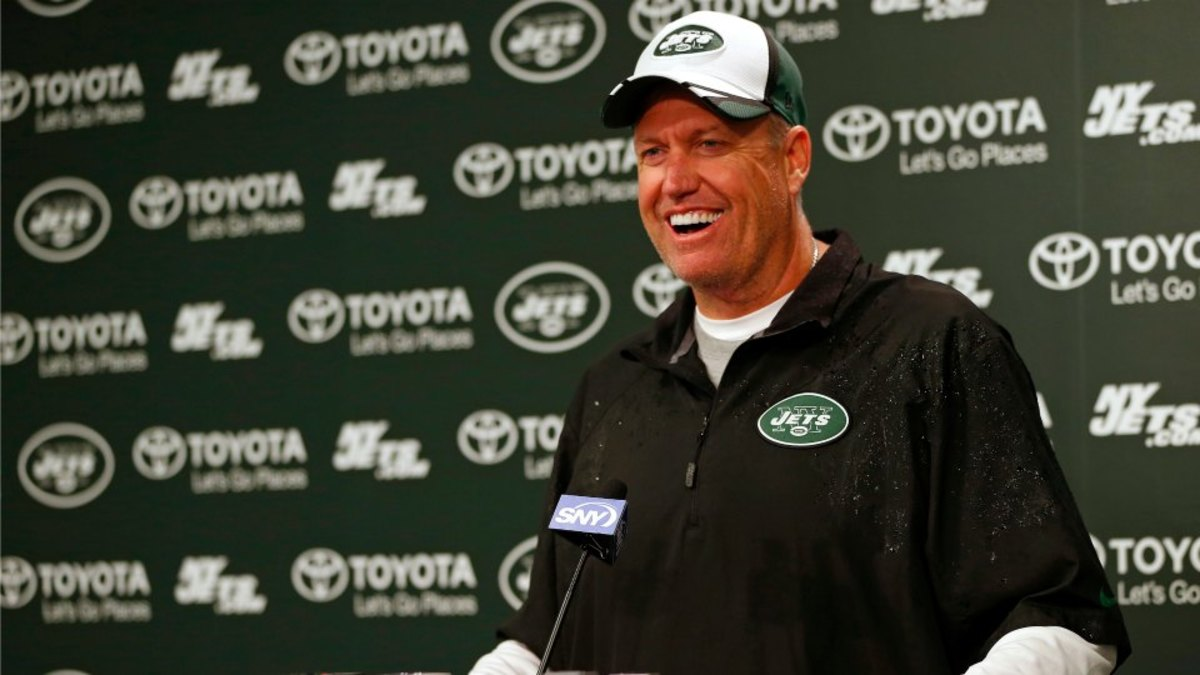 Rex Ryan calls NY Jets QB competition ongoing, but Geno