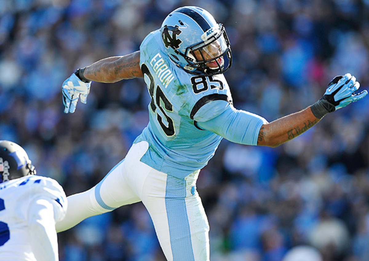 Eric Ebron, entire class of tight ends in 2014 NFL draft ripped by exec