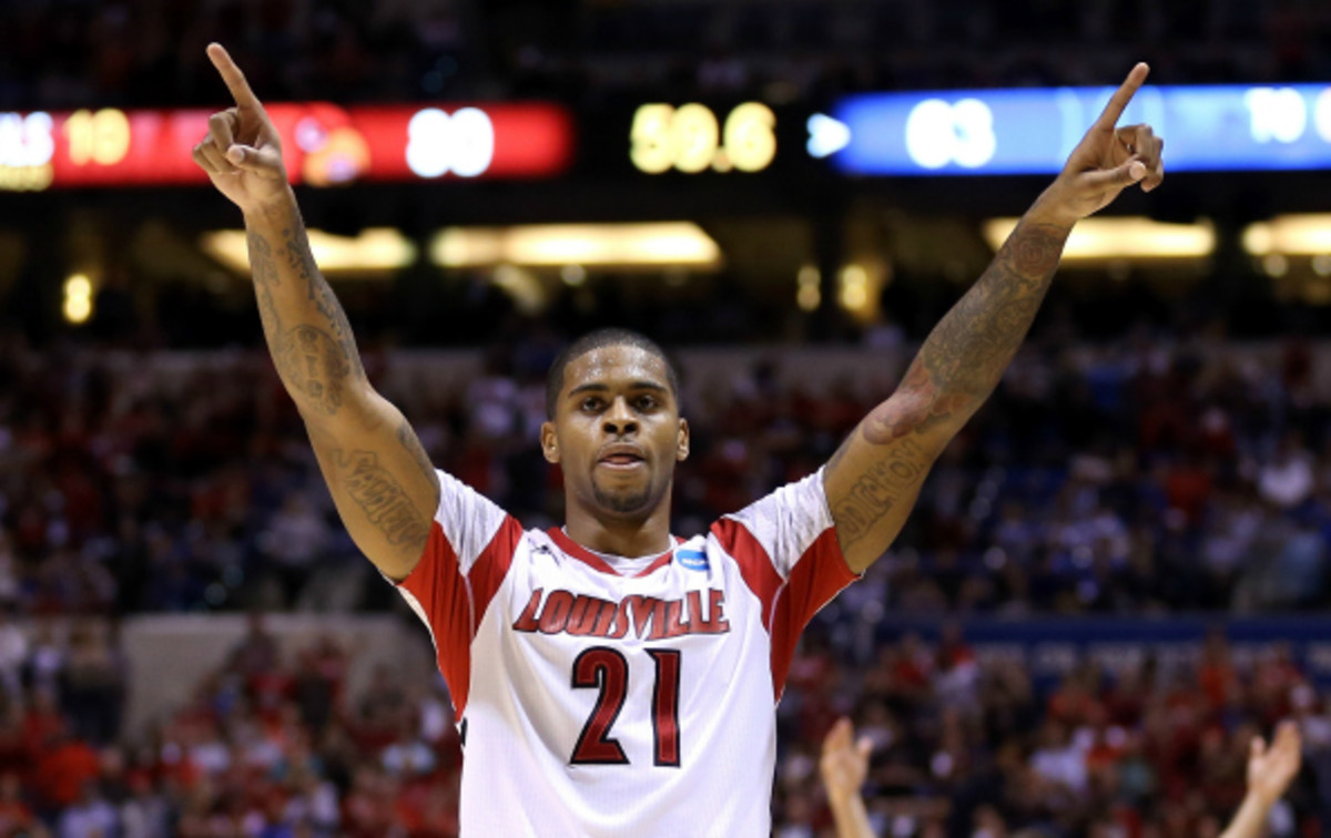 Chane Benahan averaged 9.8 ppg for the National Champion Louisville Cardinals last season. (Streeter Lacka/Getty Images)