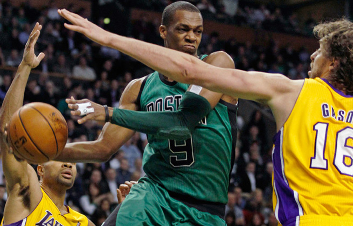 Rajon Rondo and Pau Gasol are among the biggest names expected to circulate around the deadline.