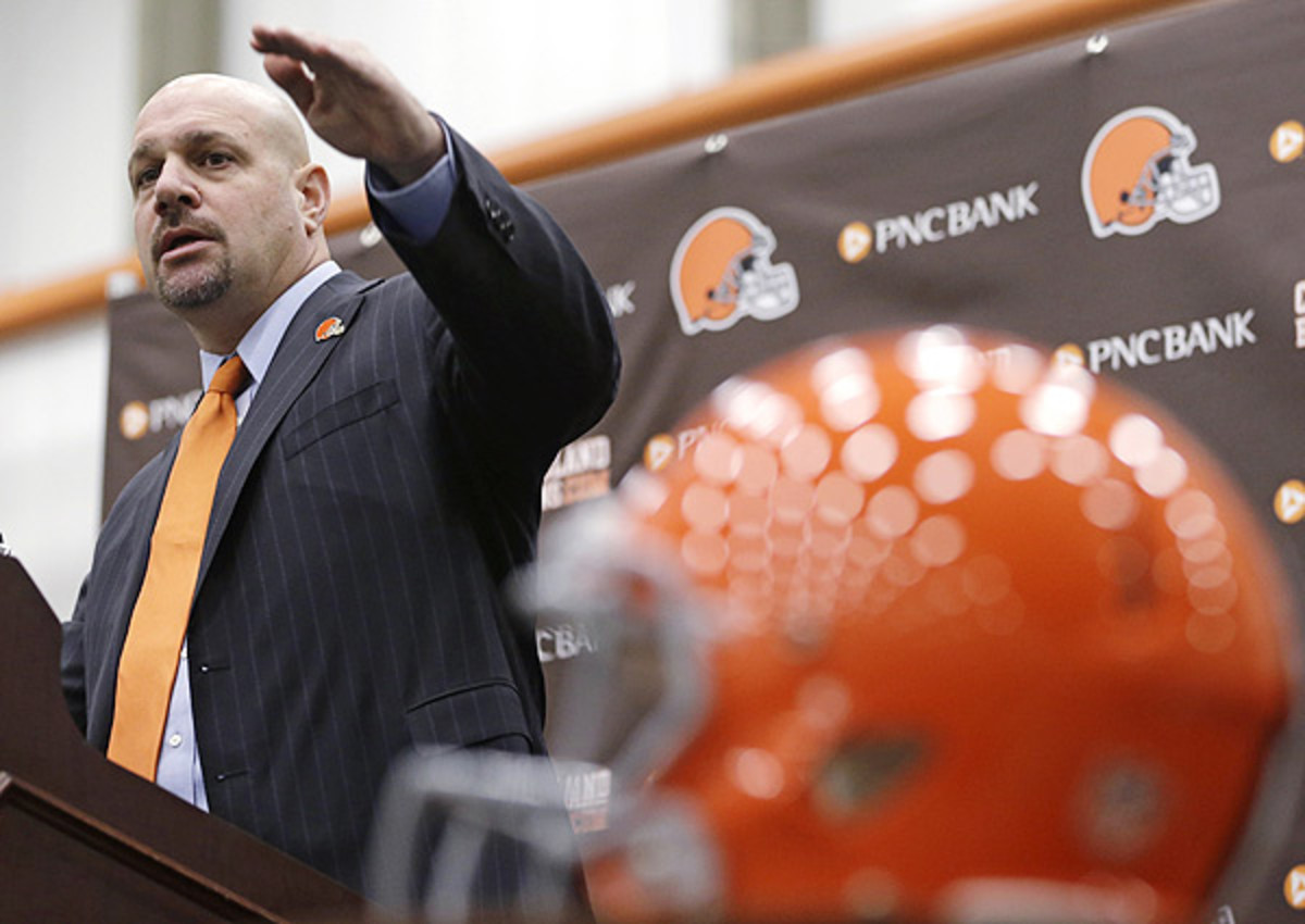 Cleveland Browns may pass on quarterback at No. 4 pick in 2014 NFL draft