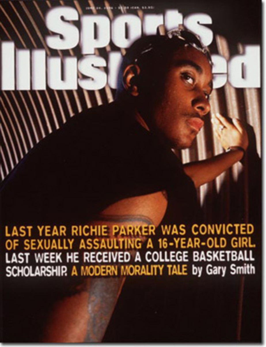 Richie Parker: Cover date June 24, 1996