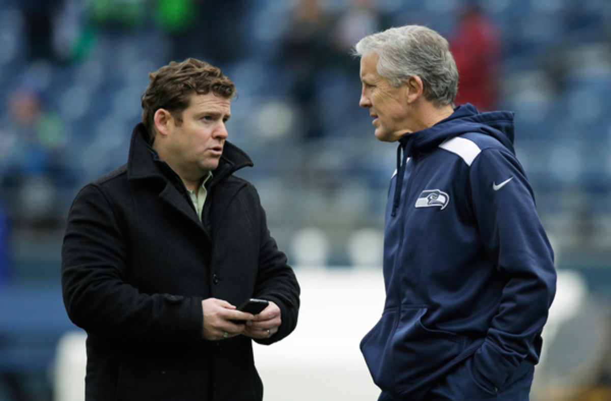 John Schneider and Pete Carroll spent four years building the NFL's best defense.