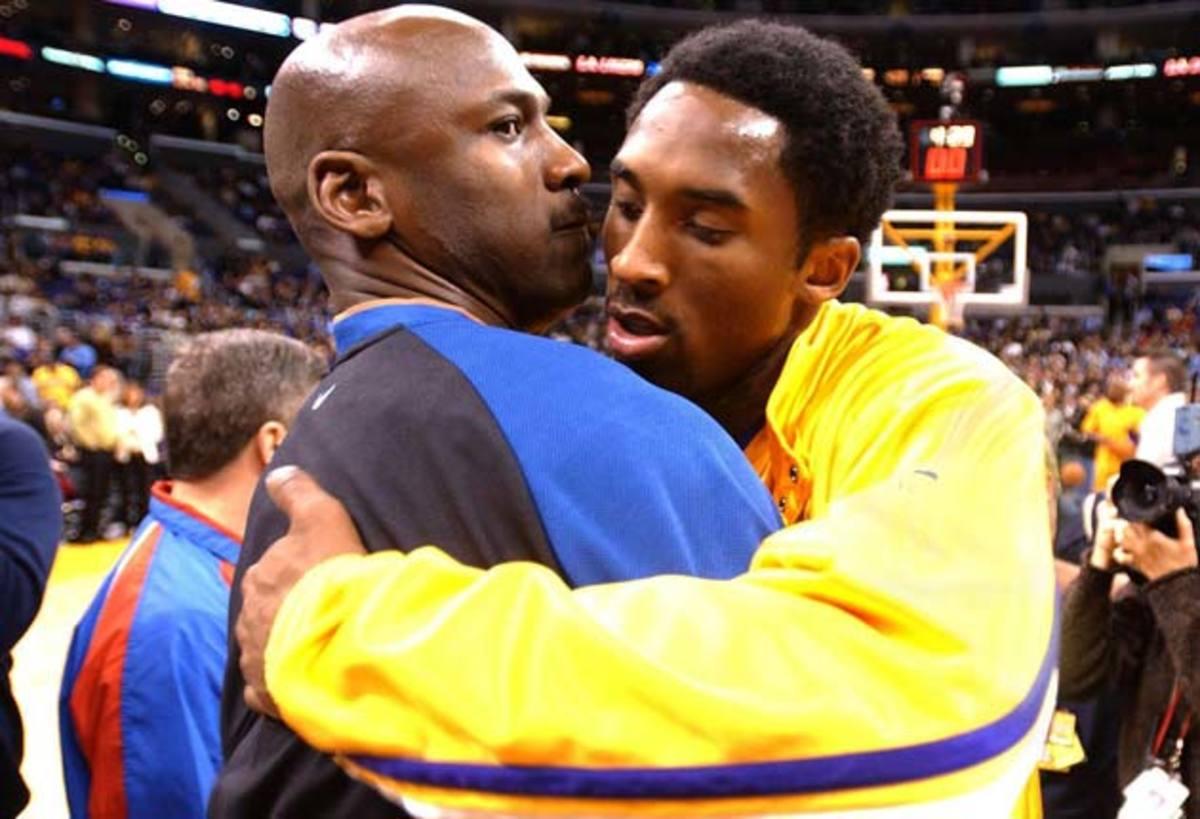 MJ Kobe