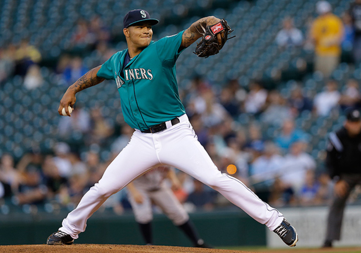 Taijuan Walker is one young arm who could give your fantasy team a boost over the season to come.