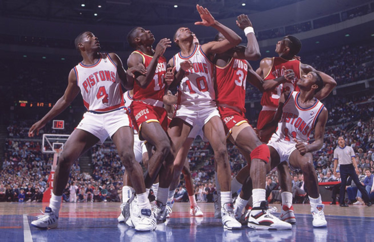 The Pistons' legendary Bad Boys will get their due with a '30 for 30' documentary on ESPN next month.