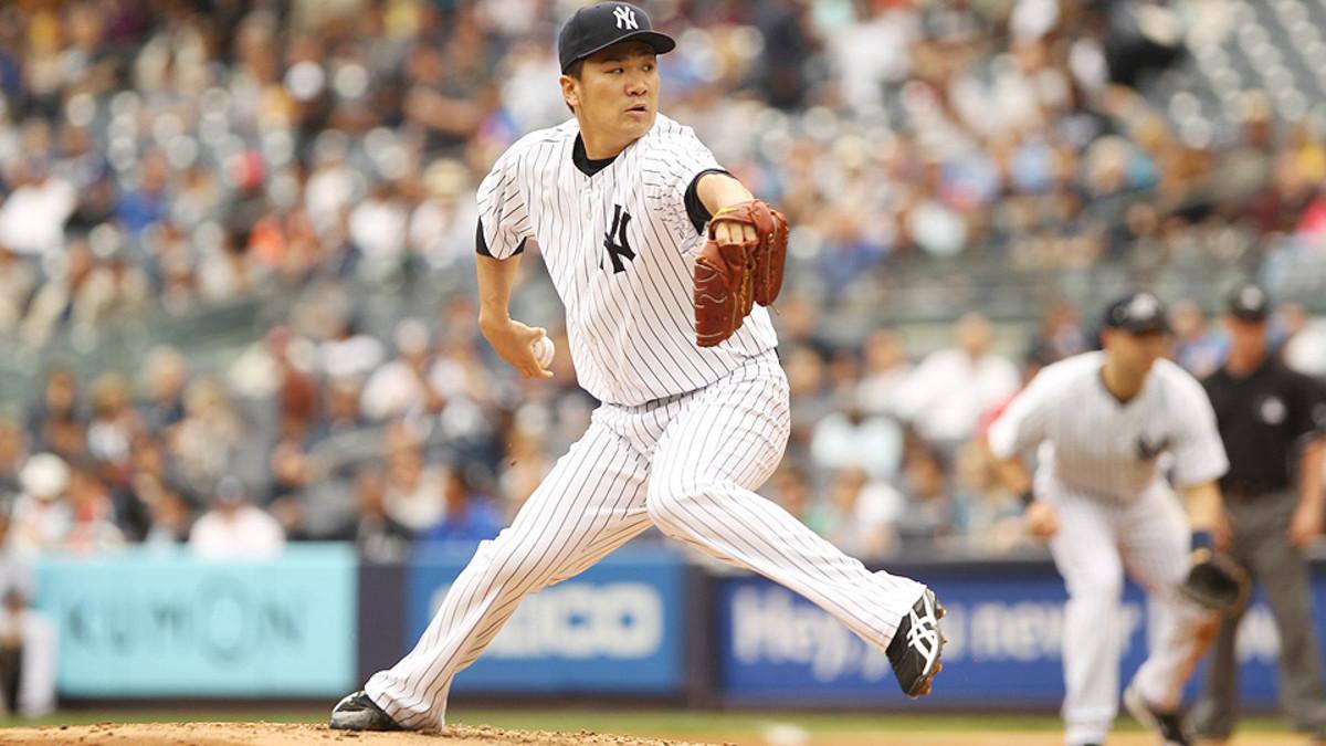 Fantasy Masahiro Tanaka All-Star game