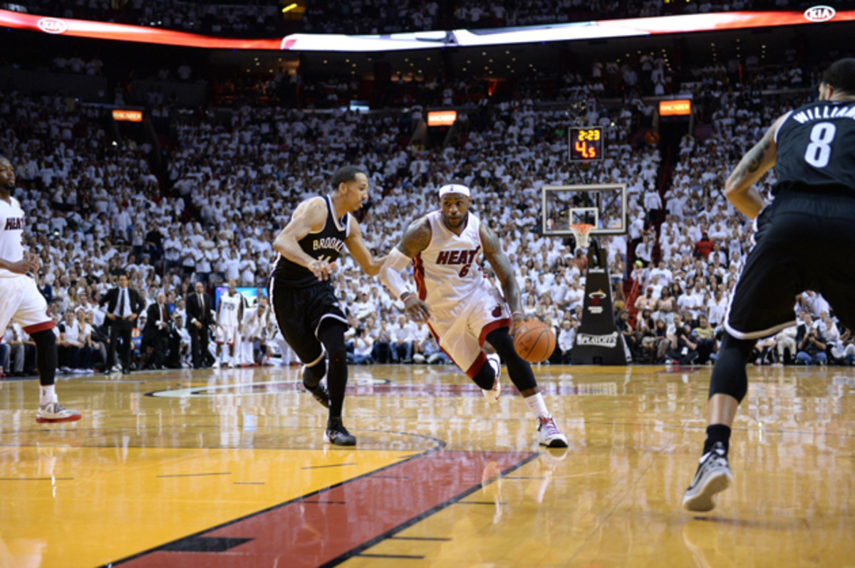 After giving the Miami Heat all they had in the playoffs last season, the Nets are looking to recapture the spark that got them there in the first place.