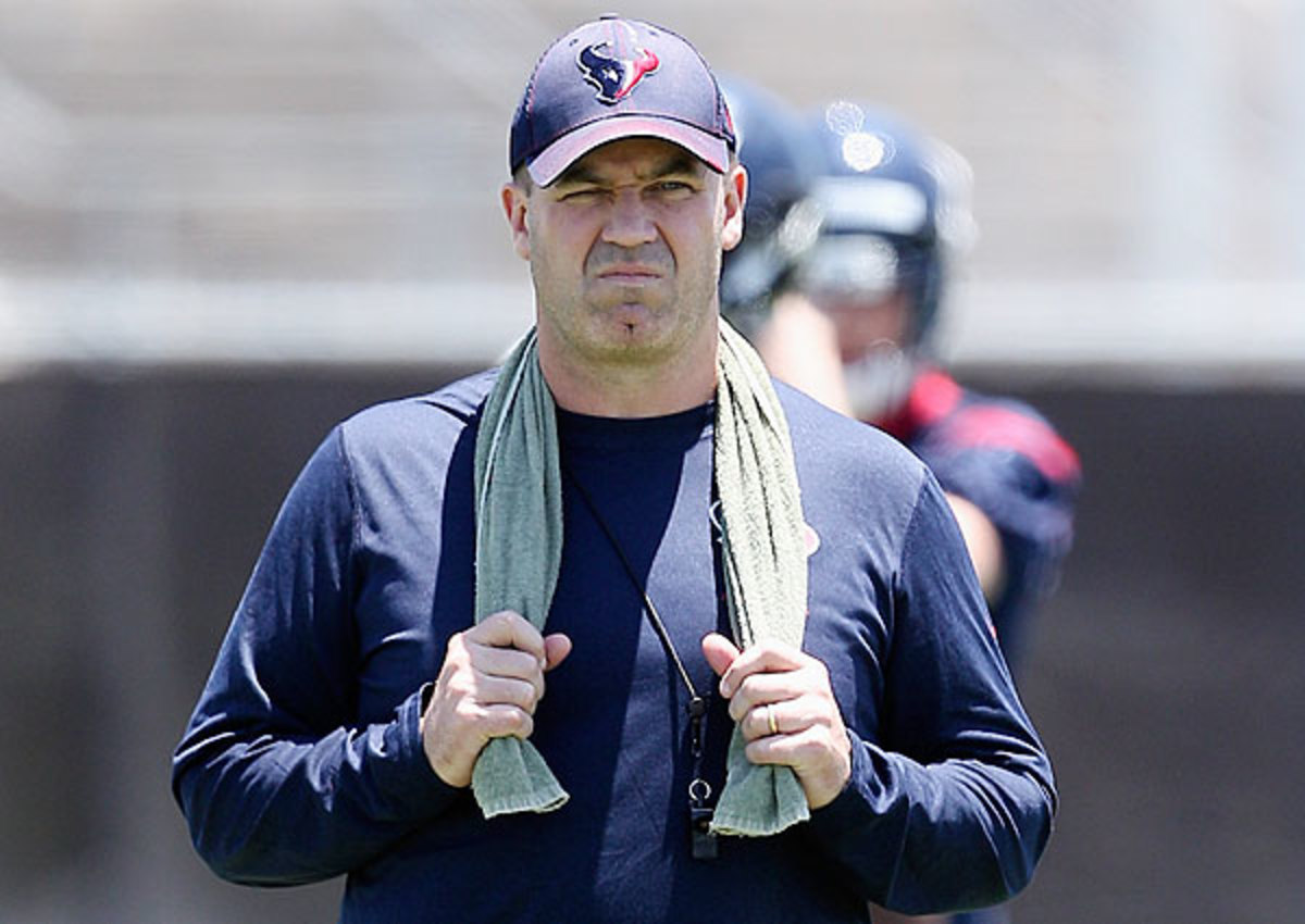 Bill O'Brien says Houston Texans' quarterback competition is wide open