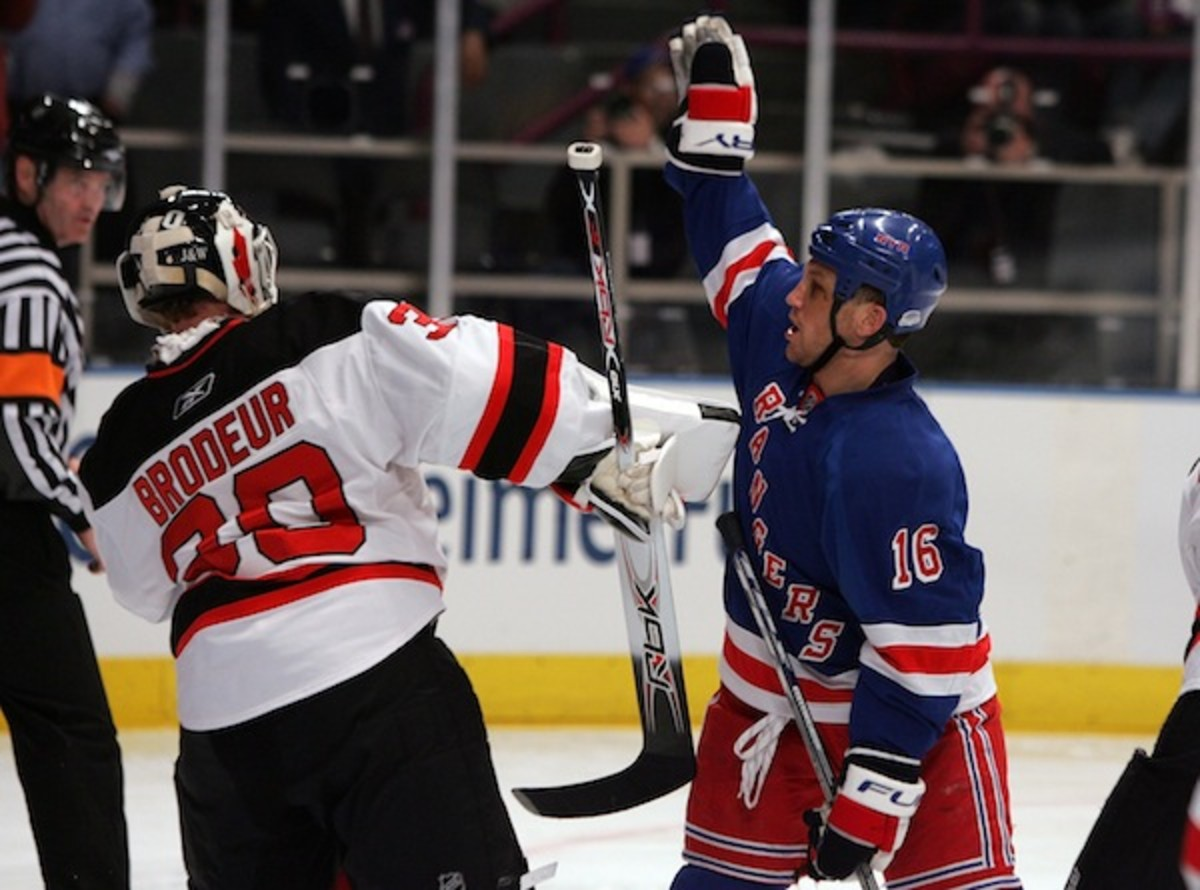 New Jersey Devils v New York Rangers - Game Three
