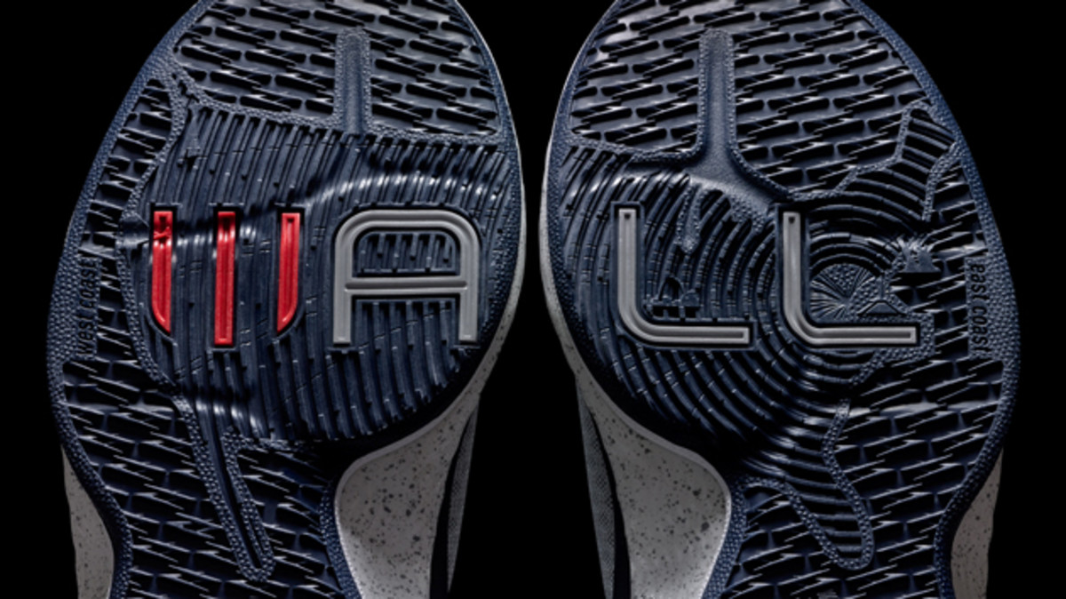 John Wall Adidas 4