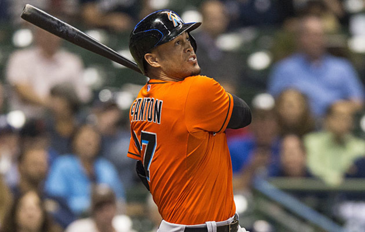 Giancarlo Stanton reportedly has deal with Marlins