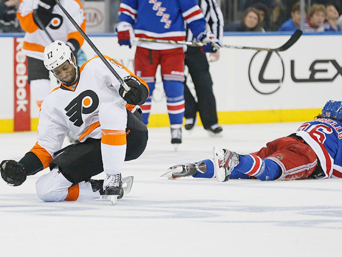 2014 NHL Playoffs: Philadelphia Flyers bounce back in Game 2 win over New York Rangers