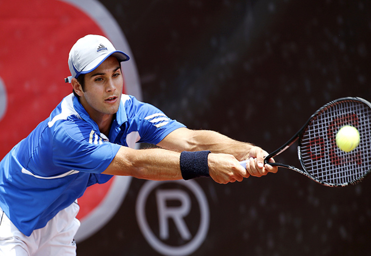 UCLA's Marcos Giron won the NCAA men's singles tennis title by beating Pepperdine's Alex Sarkissian.