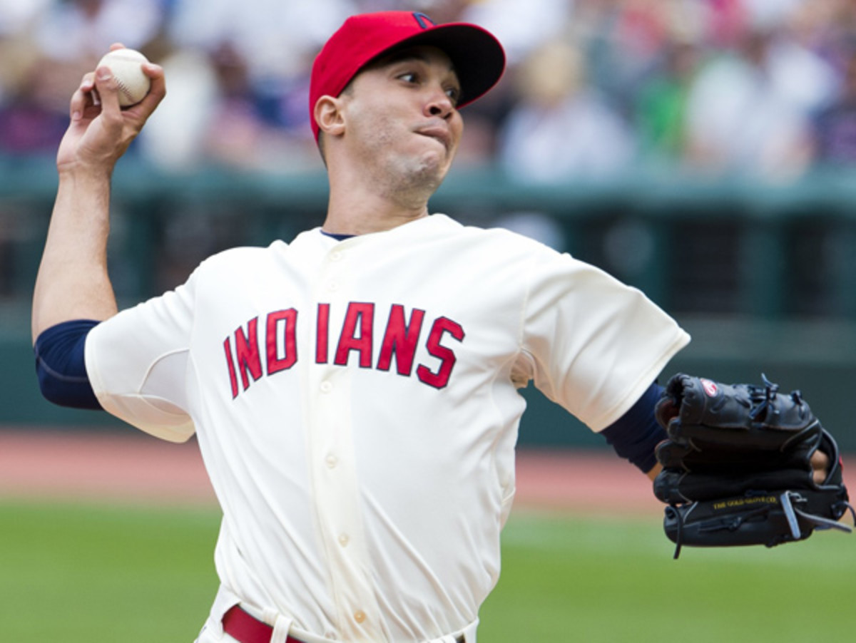 Ubaldo Jimenez will be joining his third MLB team after signing with Baltimore. (Jason Miller/Getty Images)