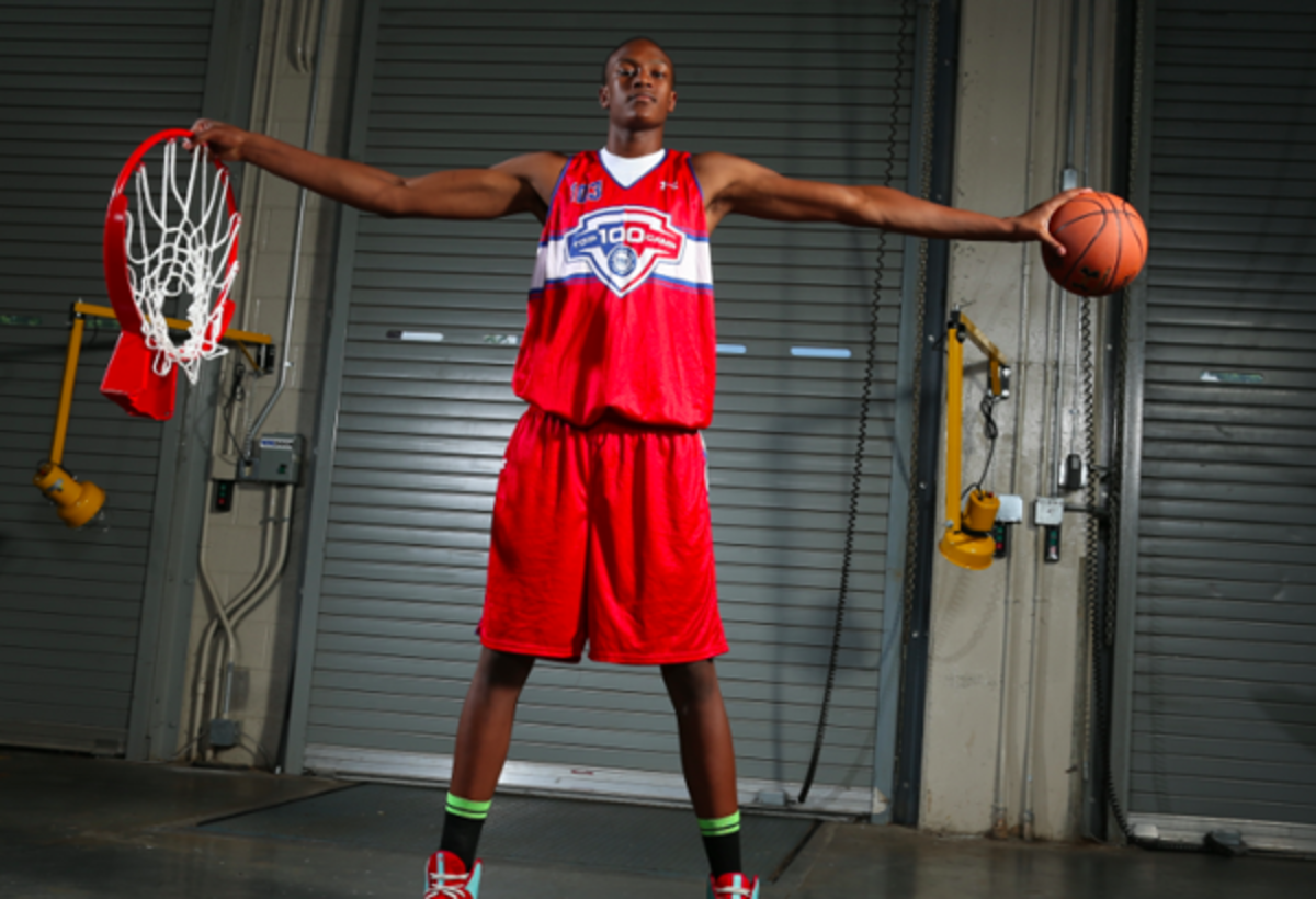 Myles Turner :: Getty Images
