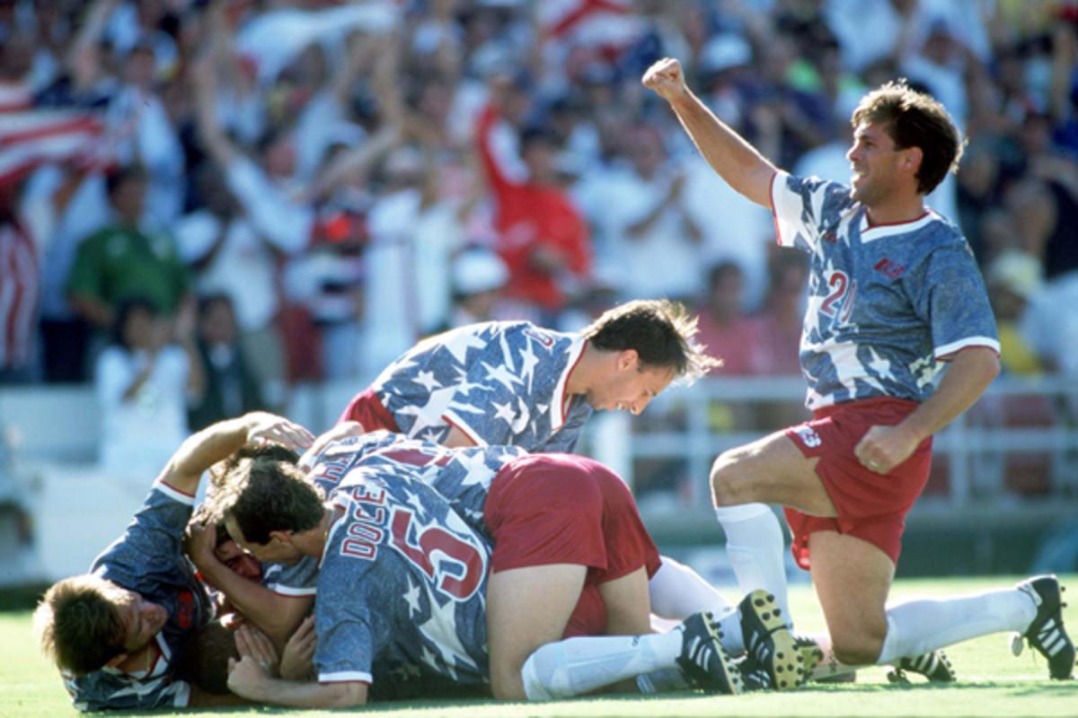 1994 U.S. World Cup team