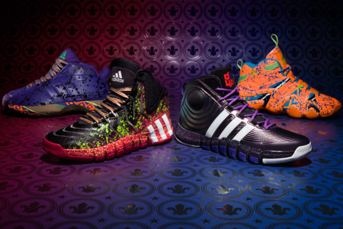 Adidas unveils All-Star Game sneakers for Dwight Howard, Damian ...
