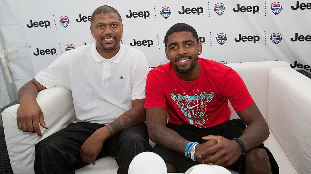 Jalen Rose on NBA Countdown, Bill Simmons and the Fab Five ...Kyrie Irving Sage