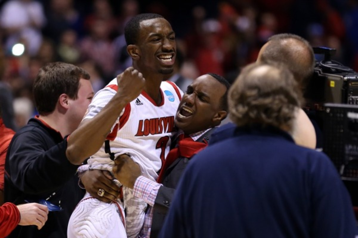 Kevin Keatts (center) (Streeter Lecka/Getty Images)