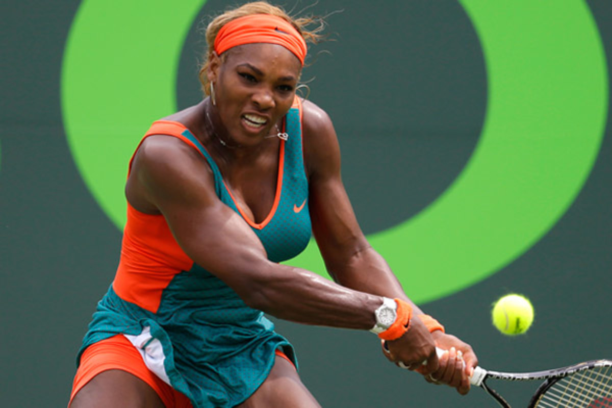 Williams' last loss on clay came to No. 111 Virginia Razzano in the first round of the French Open in 2012. (Lynne Sladky/AP)