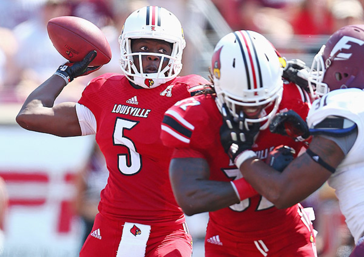 2014 NFL Mock Draft: Teddy Bridgewater has all the skills needed to succeed at the next level.