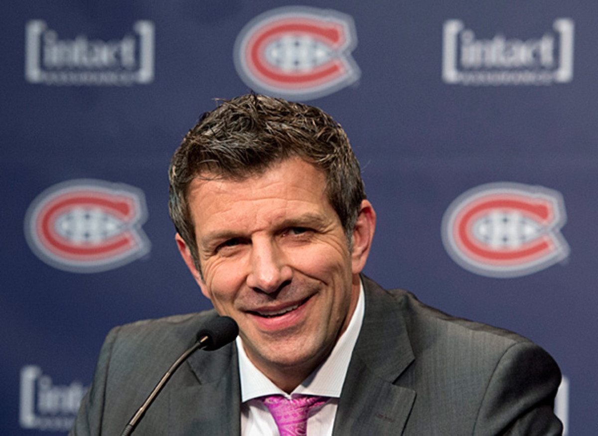 Montreal Canadiens GM Marc Bergevin