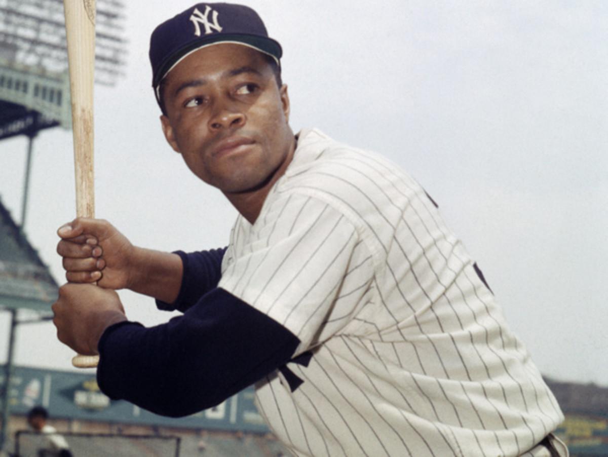 Elston Howard (Louis Requena/MLB Photo Archive)