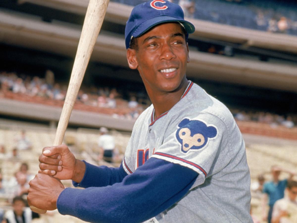 Ernie Banks (Louis Requena/MLB Photos Archive)
