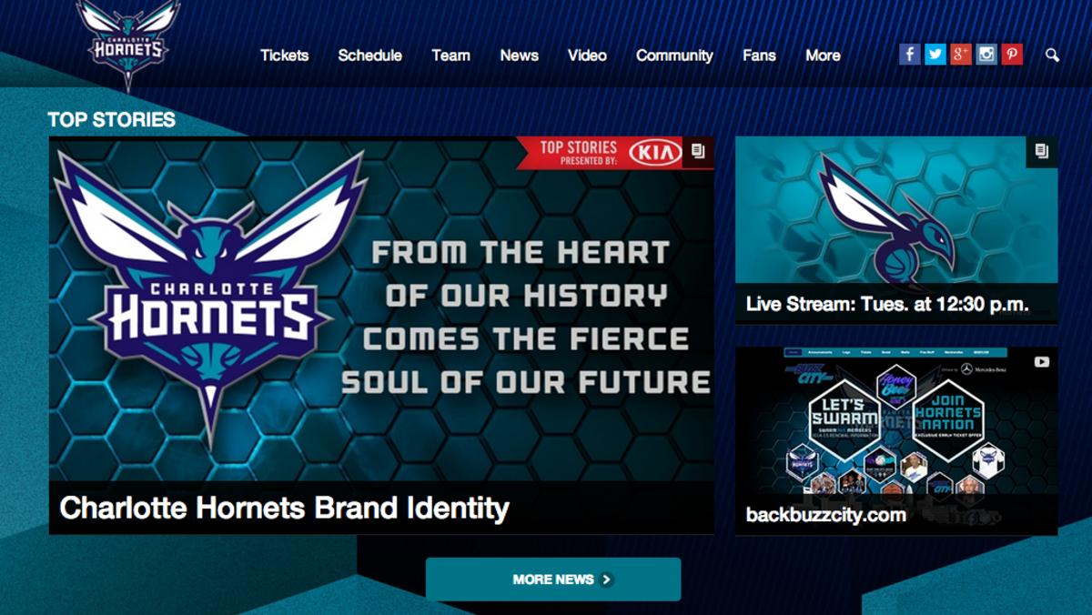 (Hornets.com)
