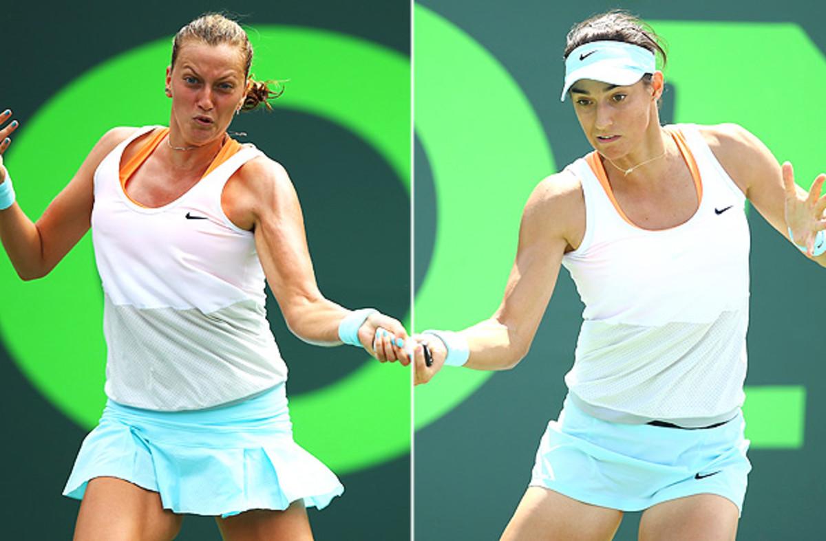 Petra-Kvitova-Caroline-Garcia
