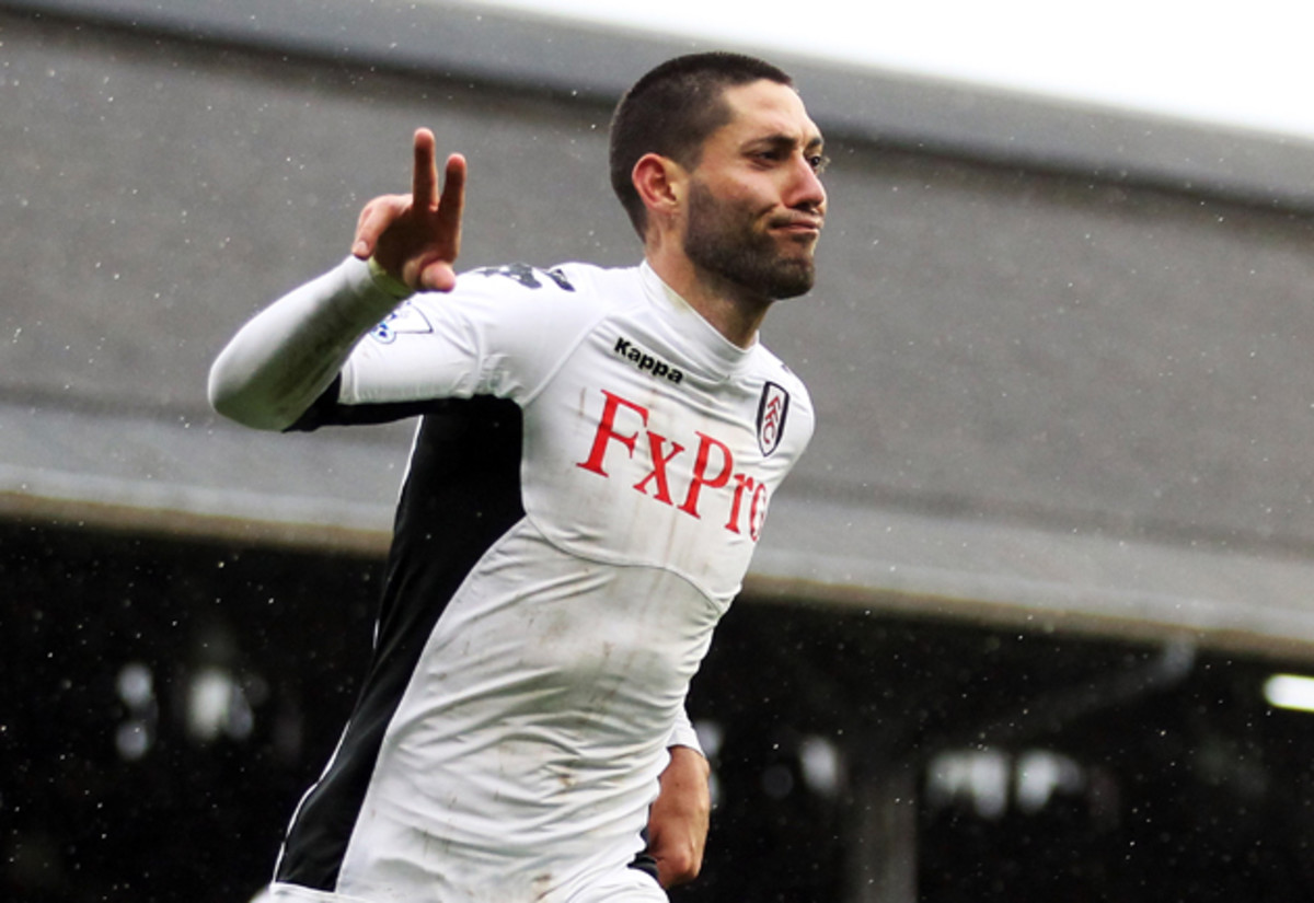 U.S. men's national team captain Clint Dempsey set a new standard for Americans in England with his play at Fulham.