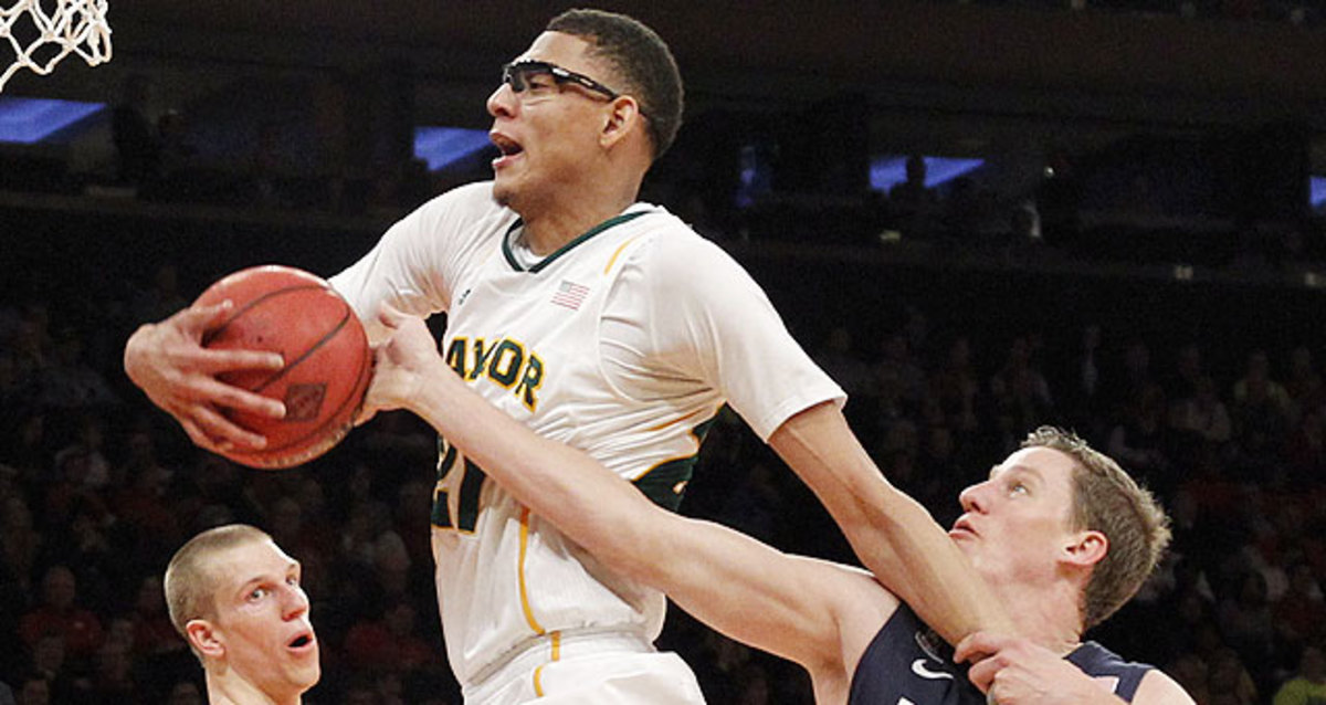 Isaiah Austin possesses the outside shooting touch that NBA teams covet in their big men.