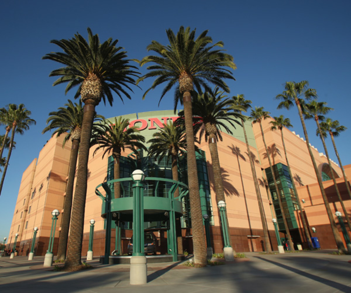 Honda Center (Photo by Jeff Gross/Getty Images)