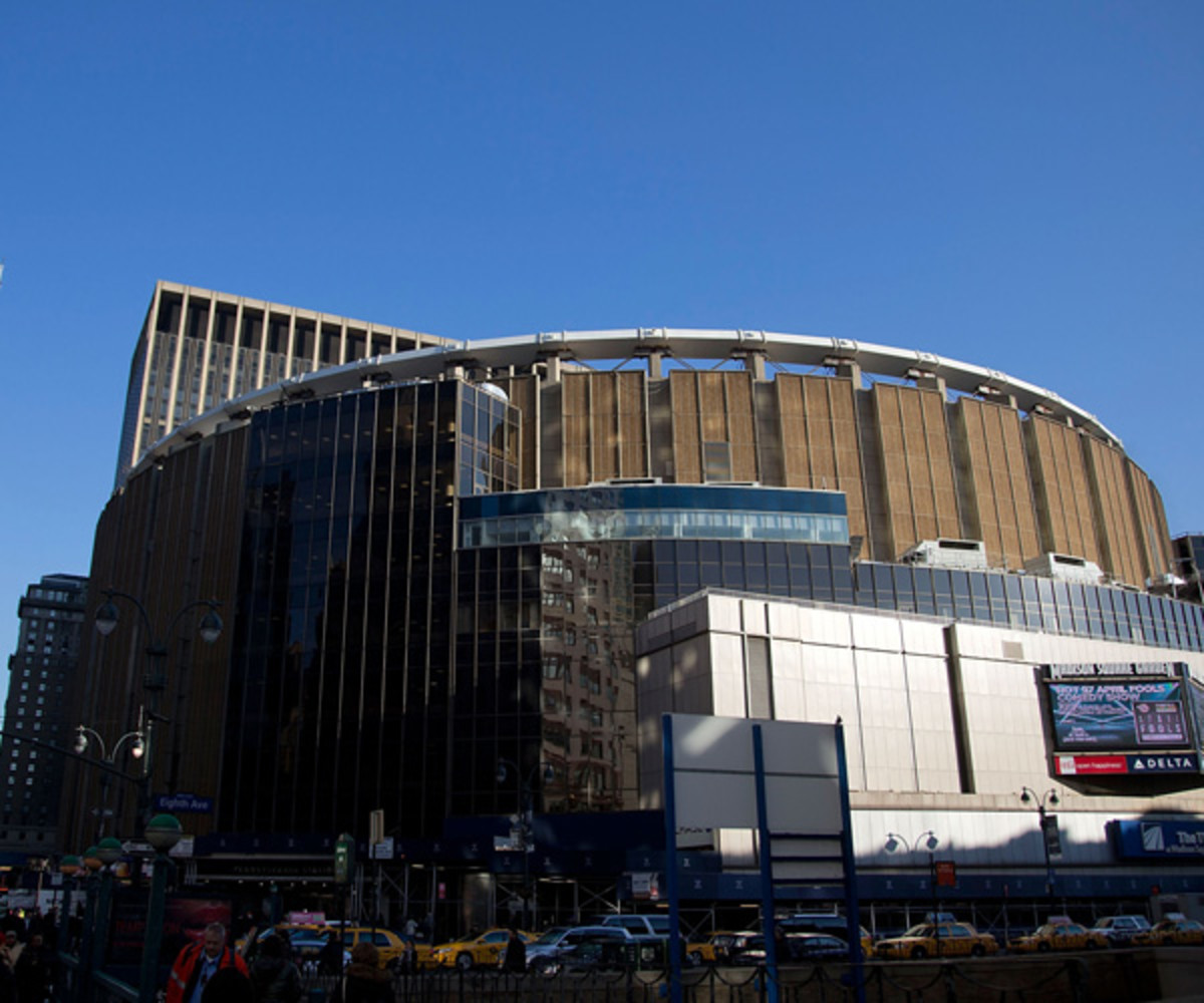 Madison Square Garden (Photo by Ben Hider/Getty Images)