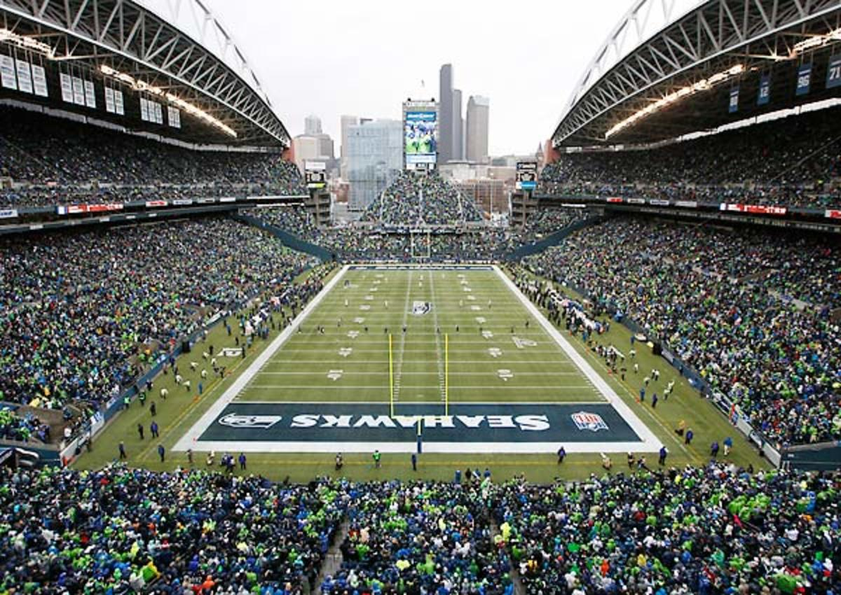 It gets plenty of attention for its loud and loyal fan base, so why shouldn't Seattle get to host a Super Bowl?