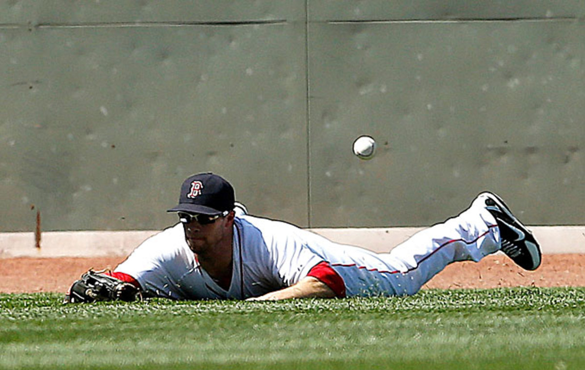 One year after winning the World Series, Daniel Nava and the Red Sox are six games below .500.