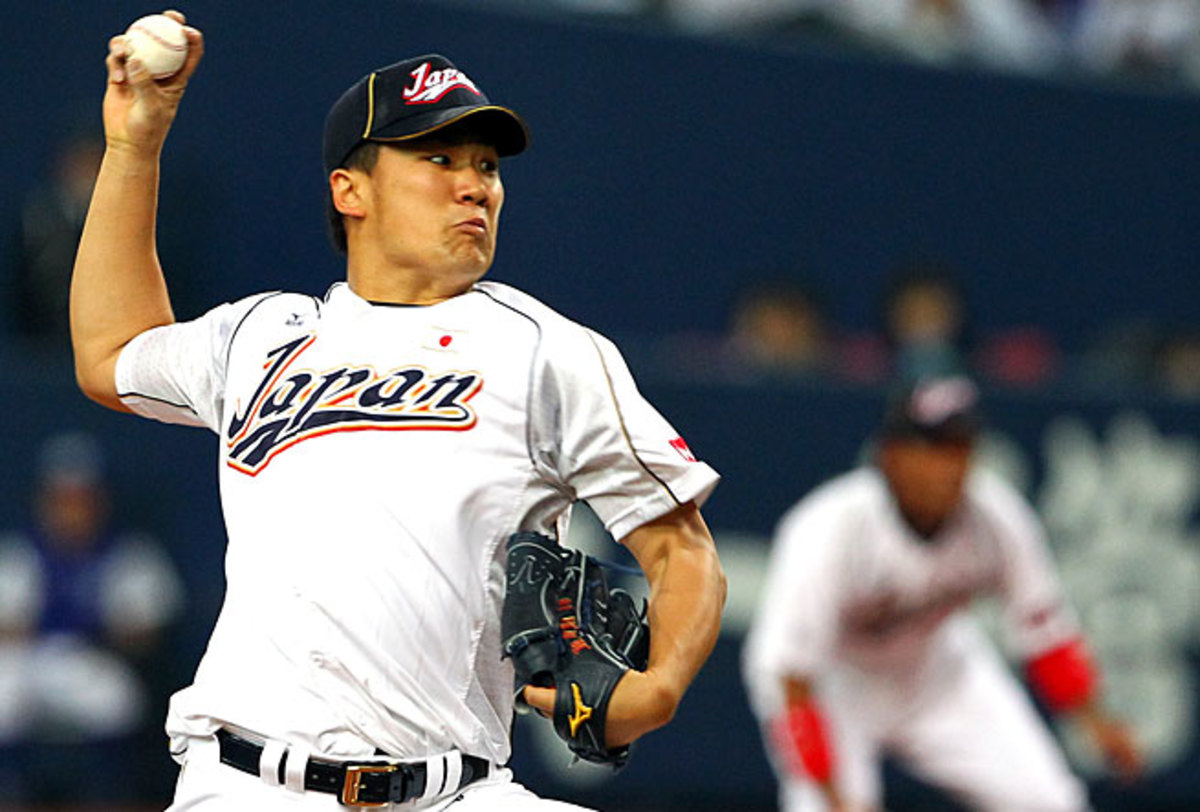 Japanese star Masahiro Tanaka has reportedly agreed to a seven-year, $155 million deal with the Yankees.