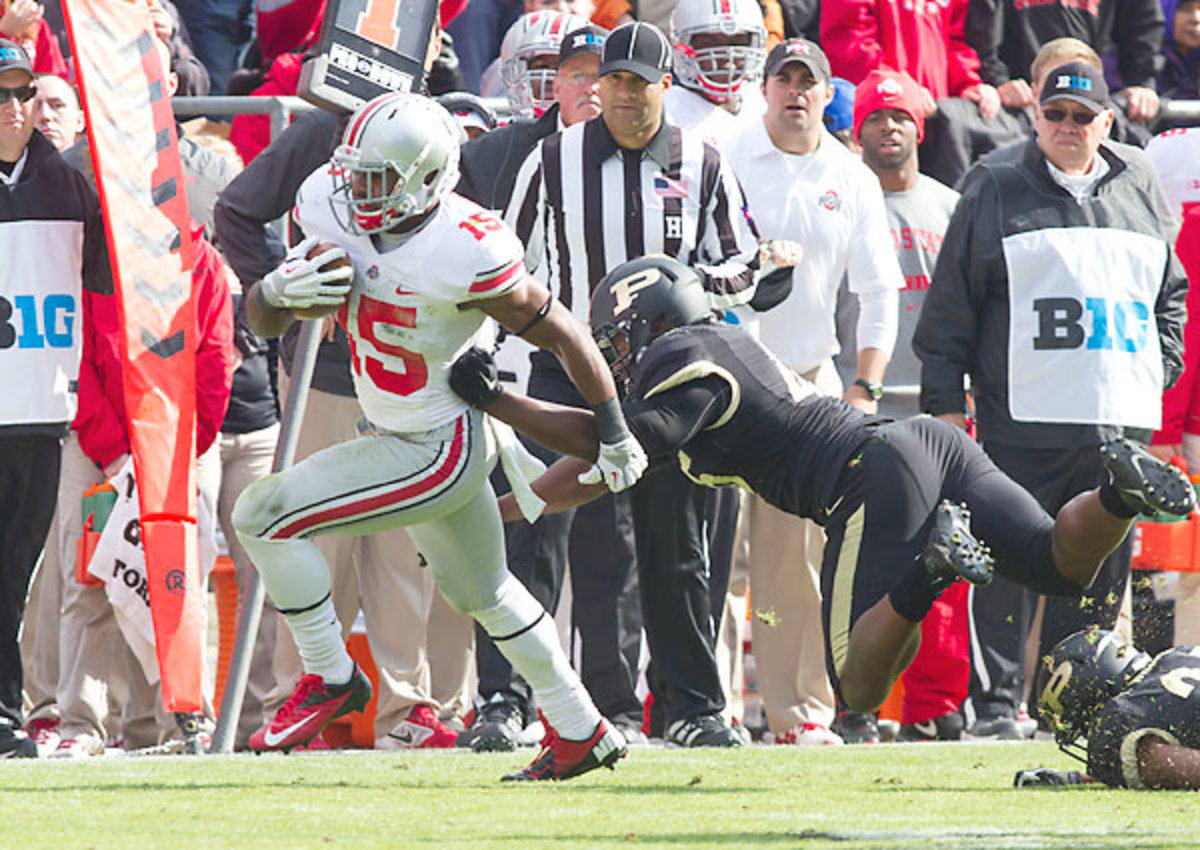Ezekiel Elliott shined in his first season with the Buckeyes, and now the starting role could be his.