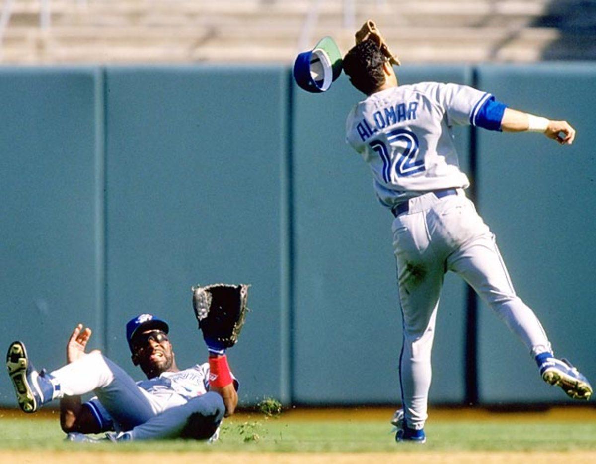 Padres-Blue Jays, December 1990