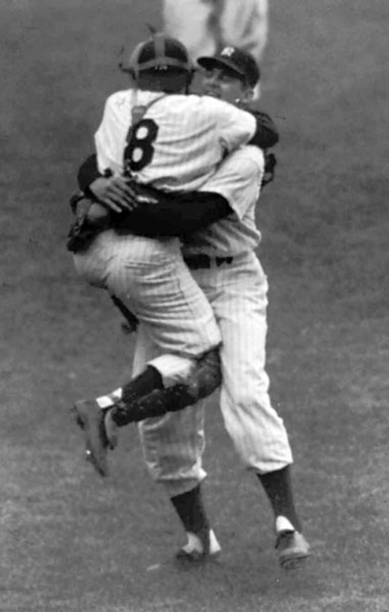 Yankees-Orioles, November 1954