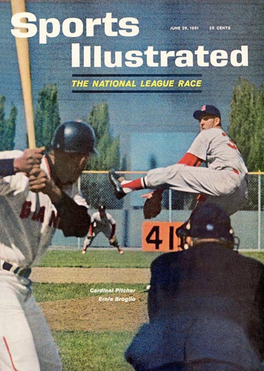 Cubs-Cardinals, June 1964