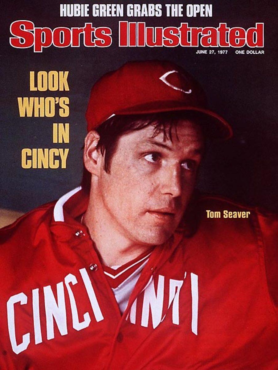 Reds-Mets, June 1977