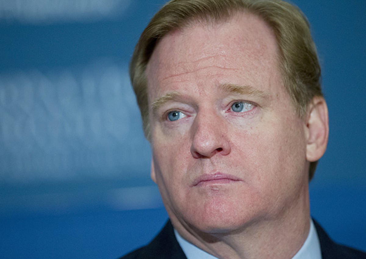 Marijuana currently falls under the NFL's banned-substance list.